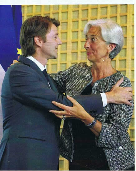 Barroin - Lagarde